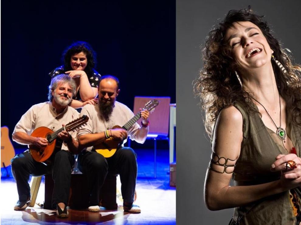 Mosicaires y Carmen París protagonizan el segundo fin de semana del Festival SoNna Huesca en el valle de Tena y en la Jacetania