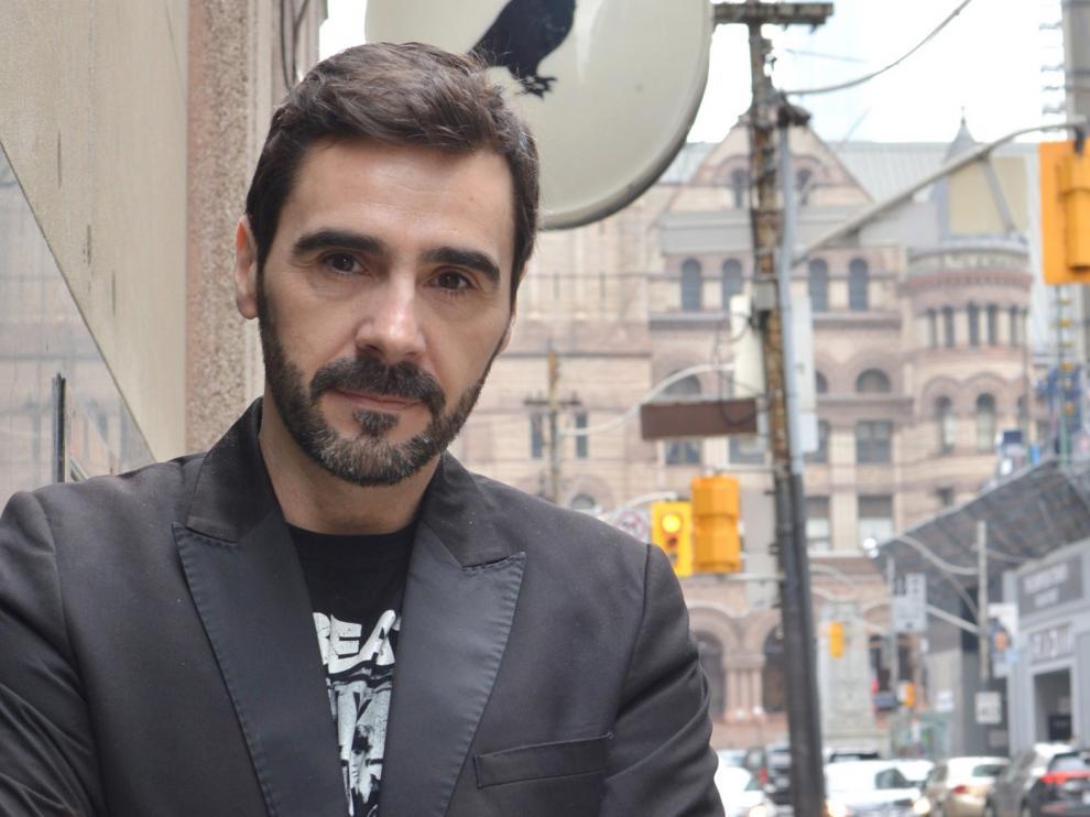 """Juan Gavasa: """"Soy de Jaca y pirenaico, y lo llevo a gala en Toronto"""""""