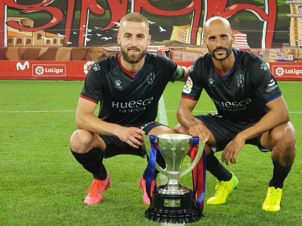 """Mikel Rico: """"Jugar con el Huesca en Primera será muy especial"""""""