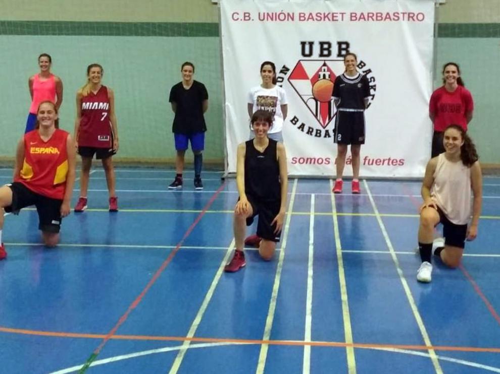 UB Barbastro lanza equipo senior femenino