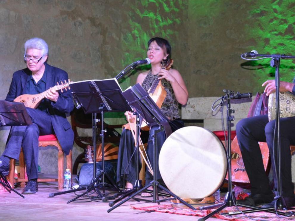 Axivil Trio revive este sábado el espíritu del gran Juceff Axivil