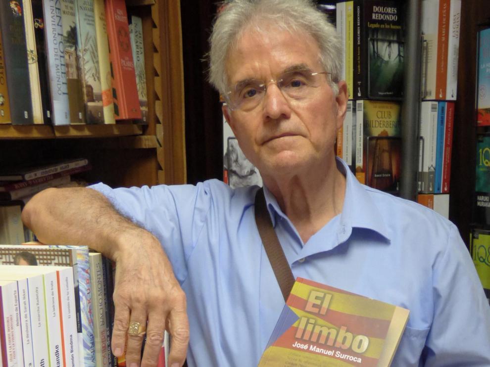 """José Manuel Surroca: """"Los lectores han conseguido que escriba esta segunda parte"""""""