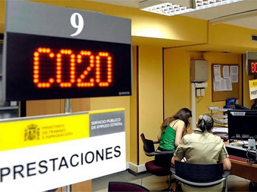 El Estado destina a Aragón 95,4 millones en prestaciones