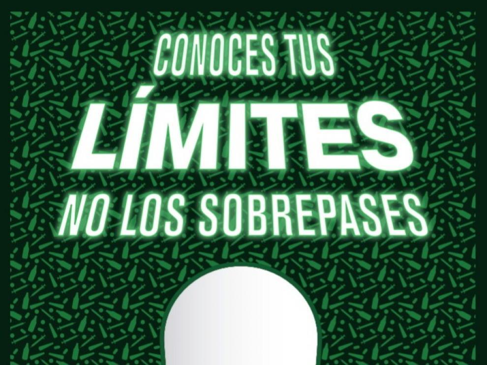 El Centro de Solidaridad de Huesca presenta su cartel laurentino