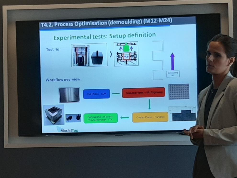 Itainnova presentará en un congreso internacional una metodología sostenible para reducir la fricción en aplicaciones industriales