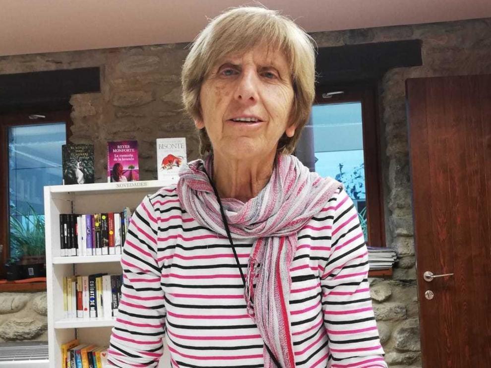 Carmen Castán Saura recibe el premio Chuana Coscujuela 2020