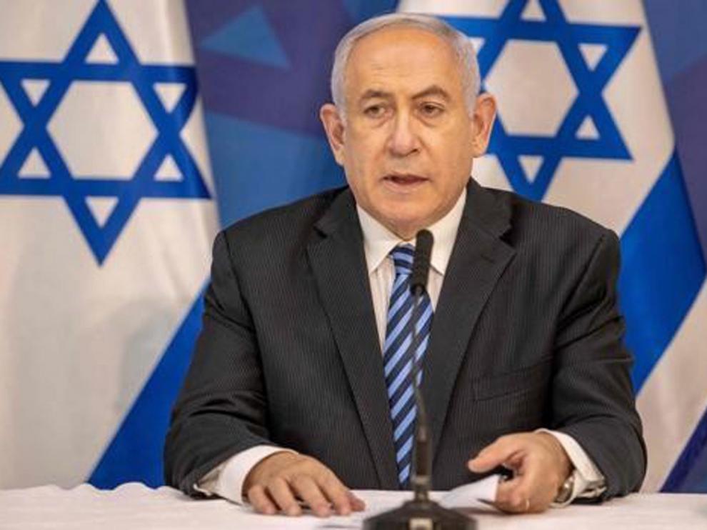 Netanyahu culpa a los medios de avivar las protestas contra él