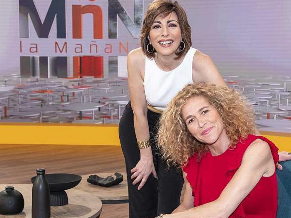 """Mamen Asencio presenta en agosto """"La Mañana"""" de La 1"""