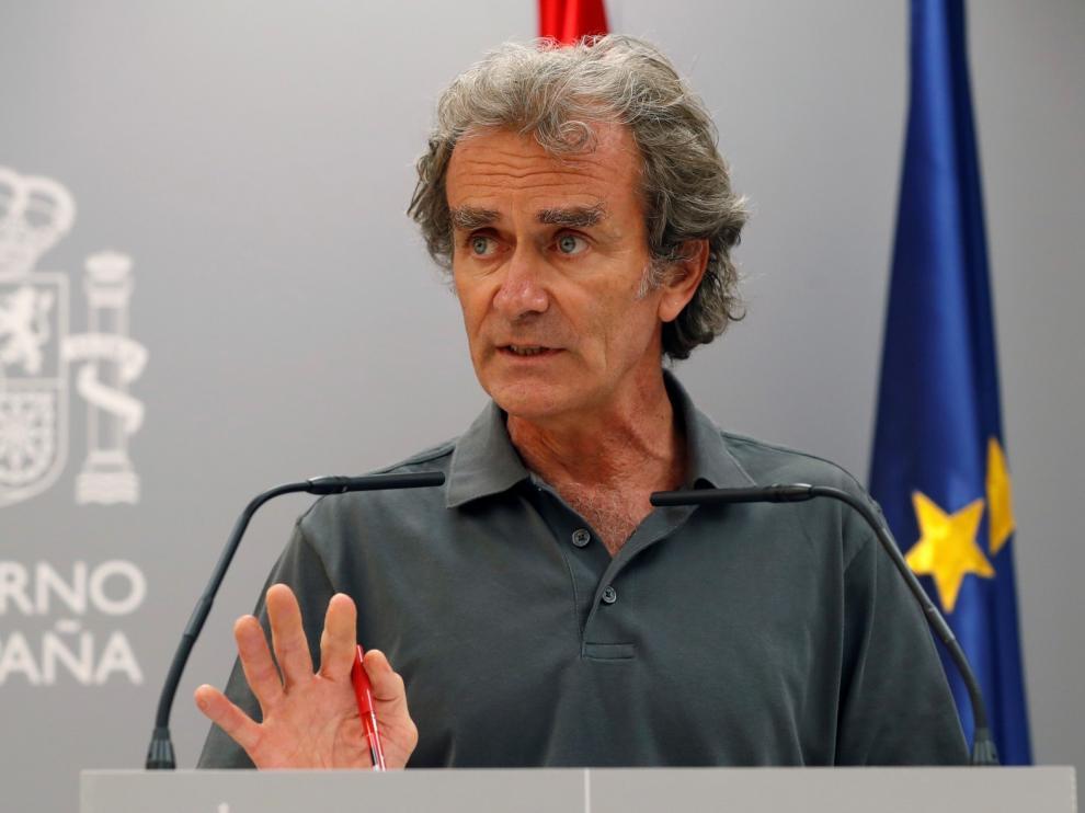 Sanidad tiene registrados 560 brotes activos en España, 77 más que el jueves
