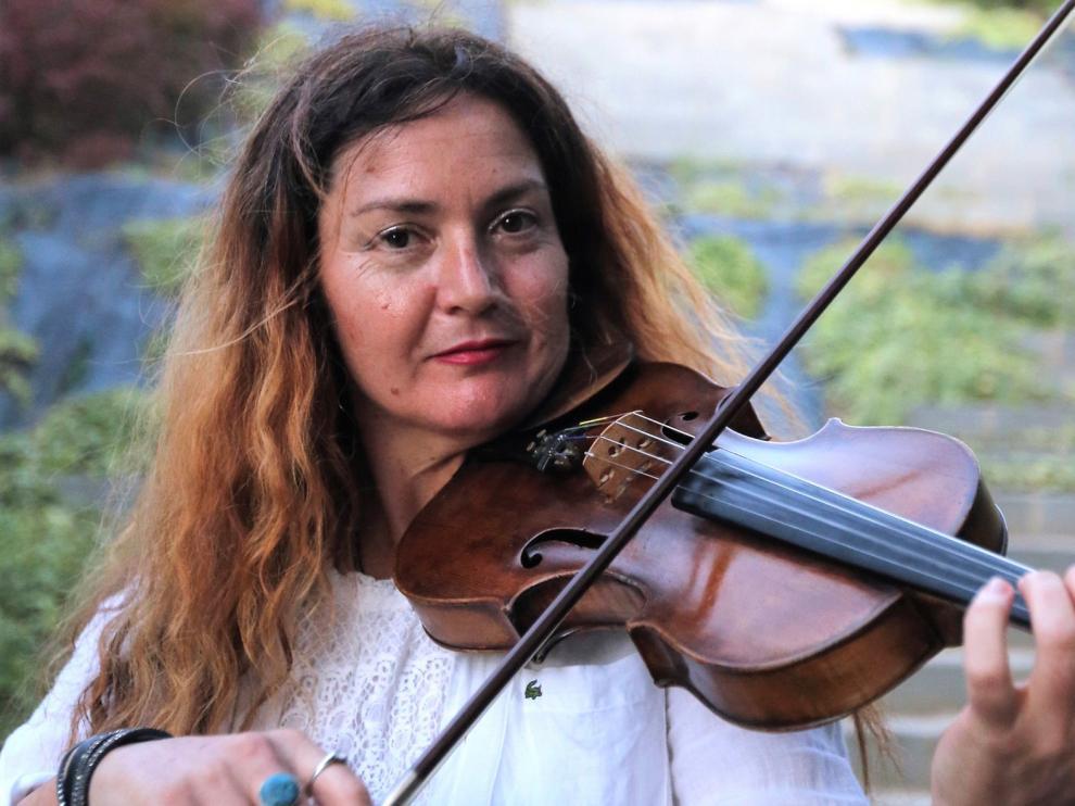 "Daniela Nikolova: ""Mi espíritu es muy fuerte y la música me ha mantenido fuera del estrés"""