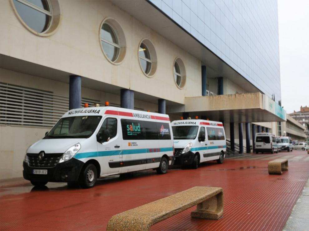 Los ingresos por coronavirus en la provincia de Huesca encadenan un mes y medio de subida