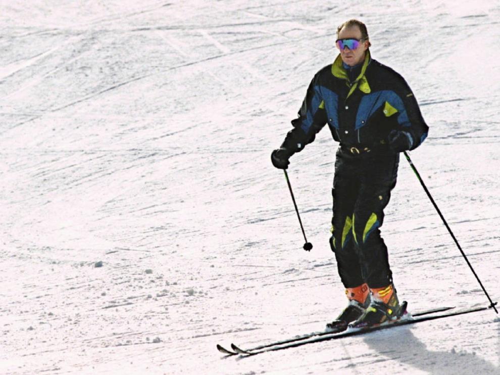 Un esquiador fiel a Candanchú y un visitante asiduo de Jaca