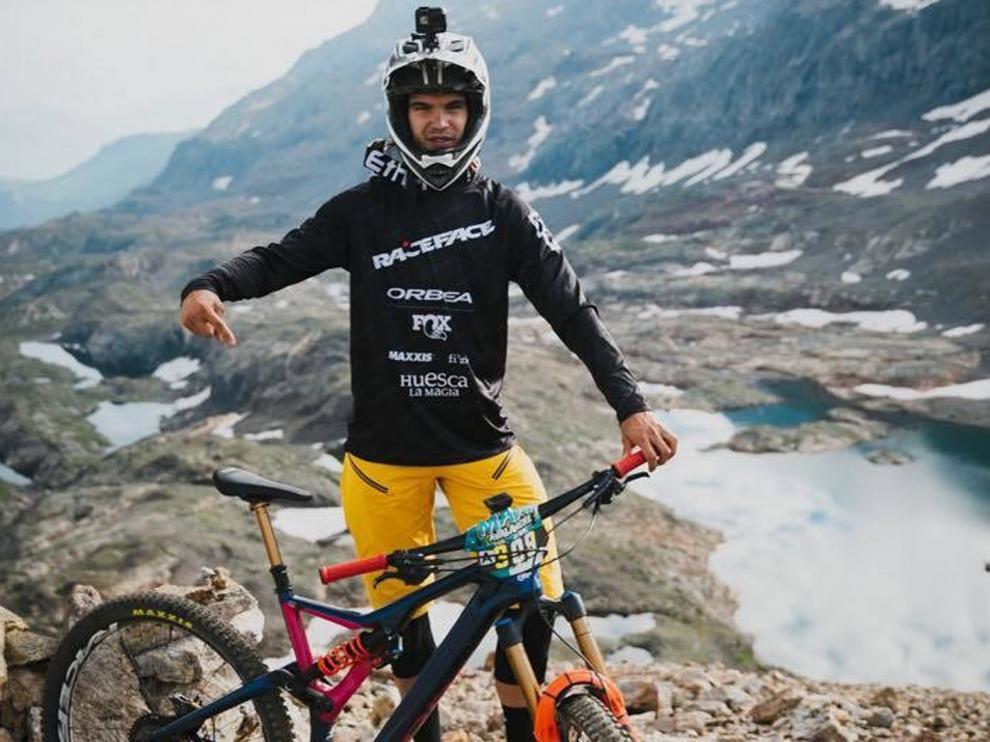 Gabriel Torralba regresa a la competición nueve meses después