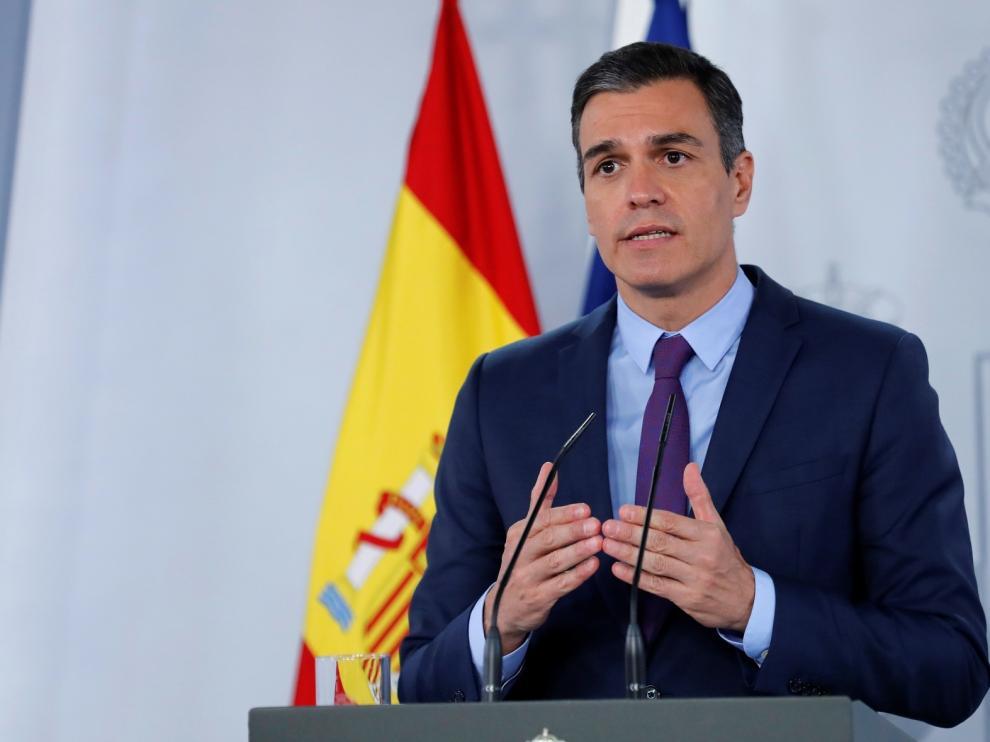 Sánchez defiende la coalición y minimiza los roces con Podemos