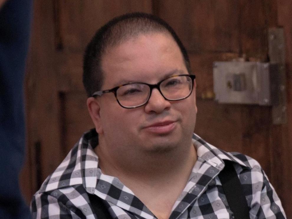"""Jorge Aparicio: """"He querido incidir en la vida que a veces nos toca y no deseamos"""""""