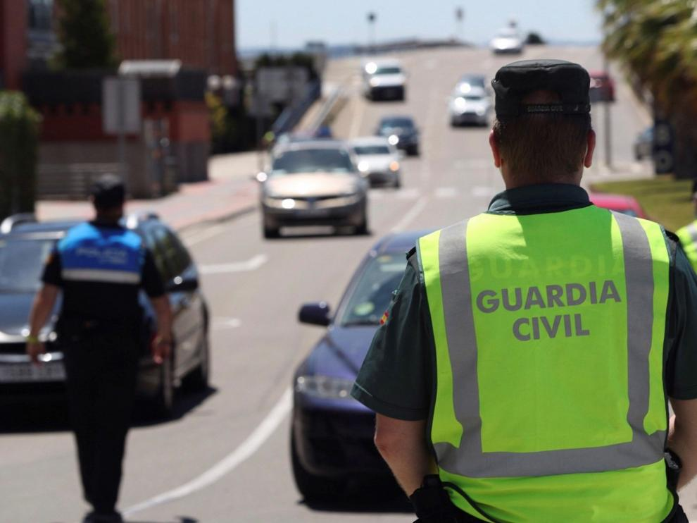 Fallece un hombre tras ser atropellado en la A-23, en Villanueva de Gállego