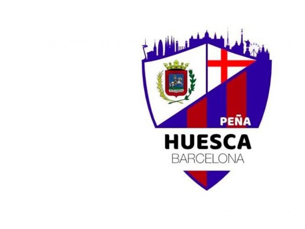 El Huesca ya tiene peña en Barcelona