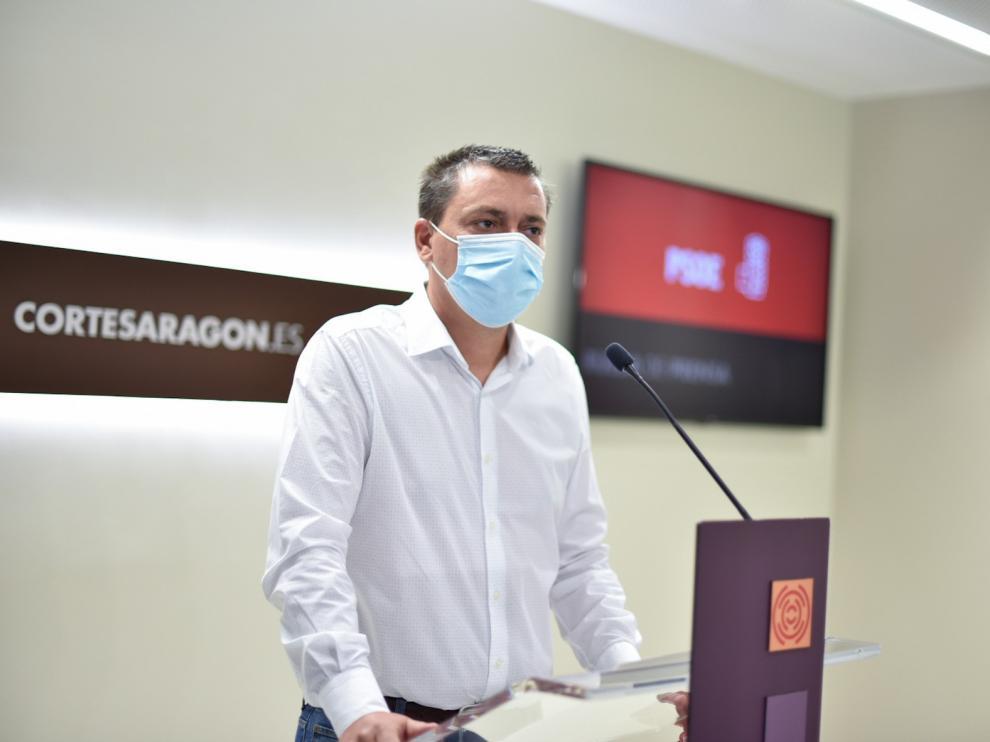 El PSOE lamenta que el PP cuestione el paso a la nueva normalidad de algunos territorios del Alto Aragón