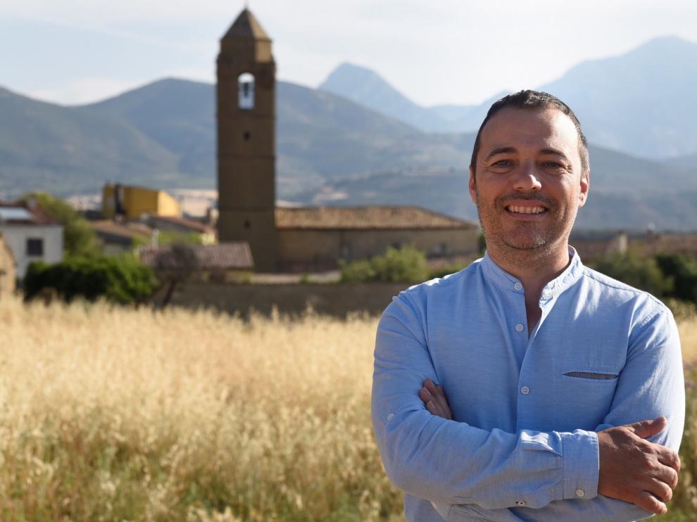El alcalde de Loporzano presenta su renuncia al cargo municipal