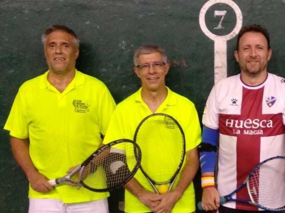 Ramos y Escartín, campeones con emoción de la Liga Aquagan