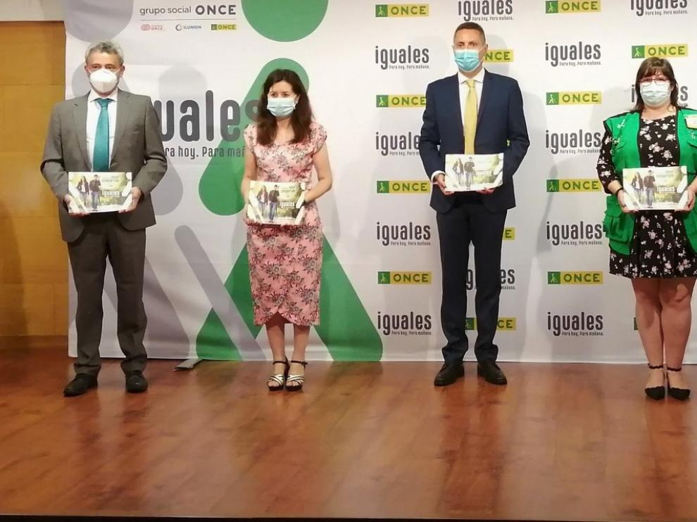 La Once garantiza la inversión social y el empleo en Aragón