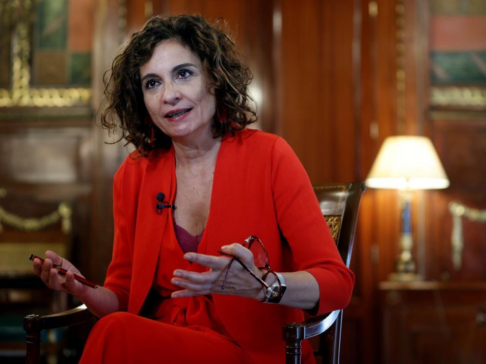 """Montero, sobre la salida de España de don Juan Carlos: """"No hubo consenso ni negociación, la Casa Real tomó sus decisiones"""""""
