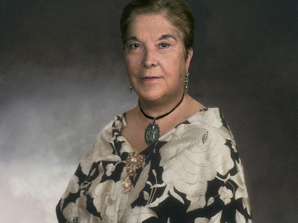 Ángeles Montori, fundadora de la Agrupación Santa Cecilia, fallece en Huesca