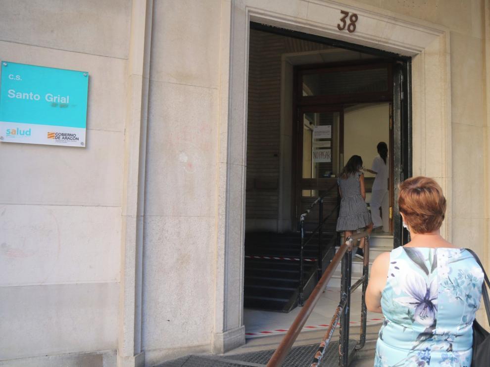 """El Colegio de Médicos denuncia que """"la atención primaria en Huesca está desbordada"""""""