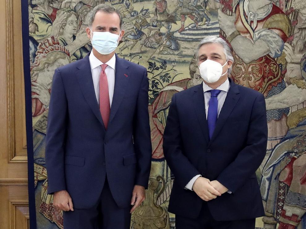 Los reyes inician su estancia en Mallorca