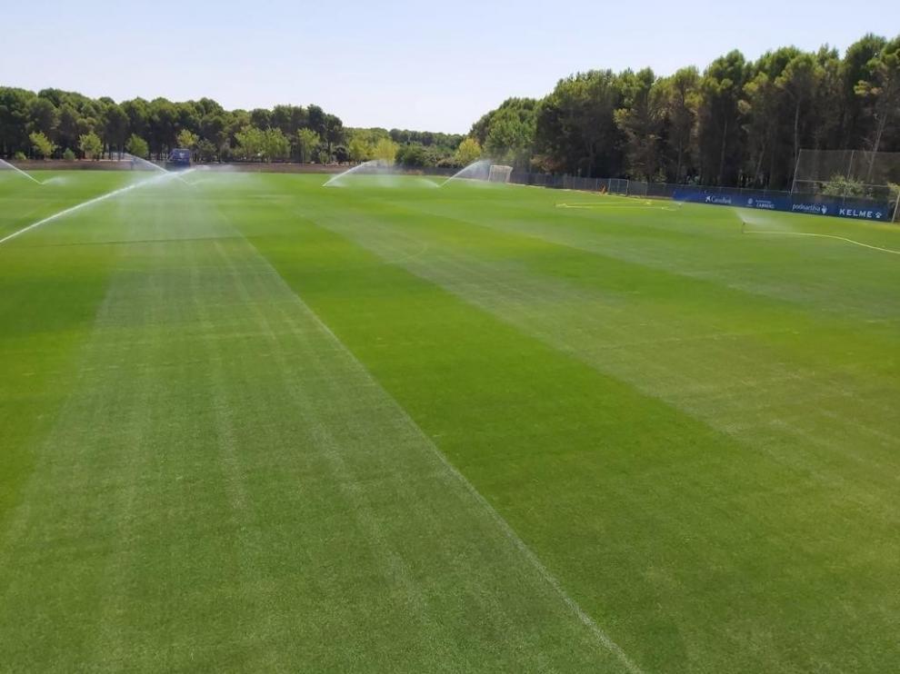 El Huesca se pone en marcha el lunes con los test y las analíticas