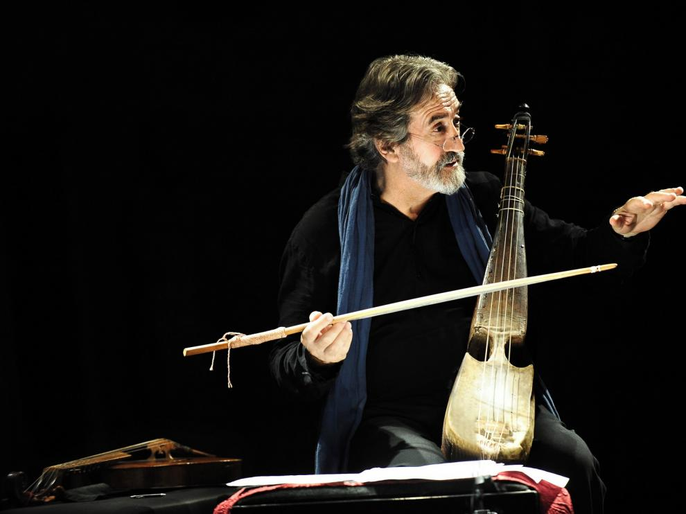 Diálogo de las almas a través de la música, en Canfranc