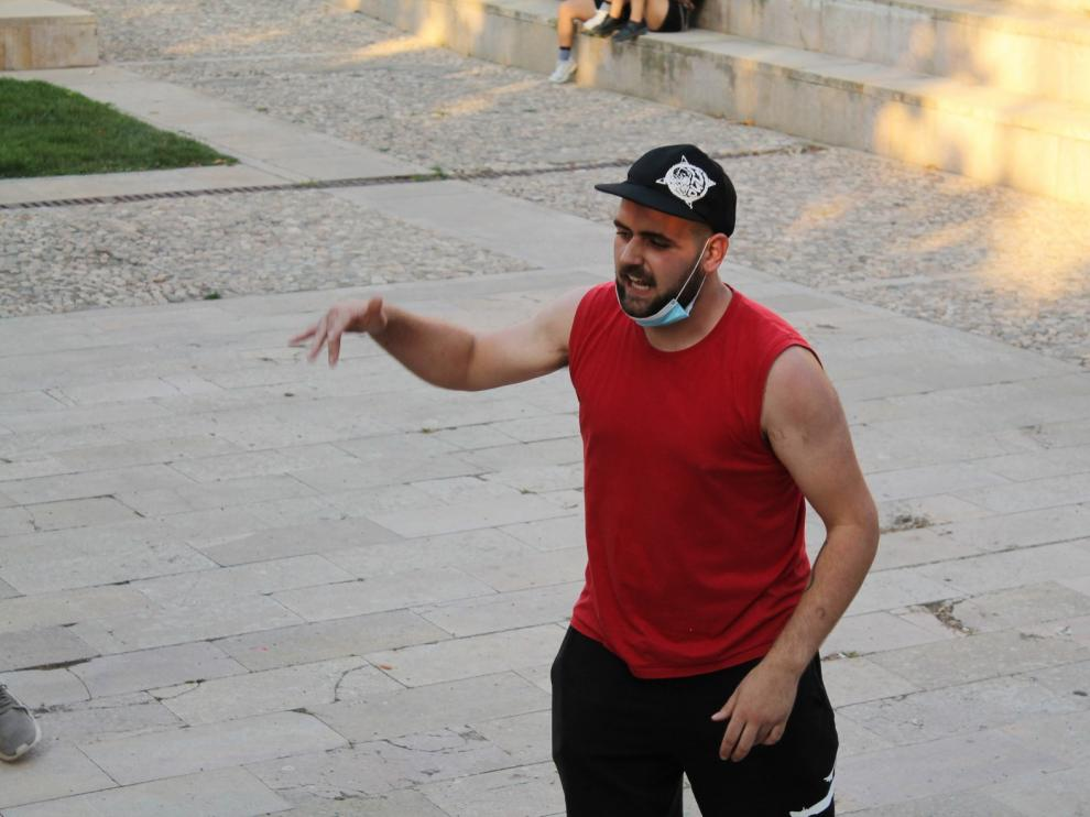 Huesca acoge este viernes una competición de freestyle