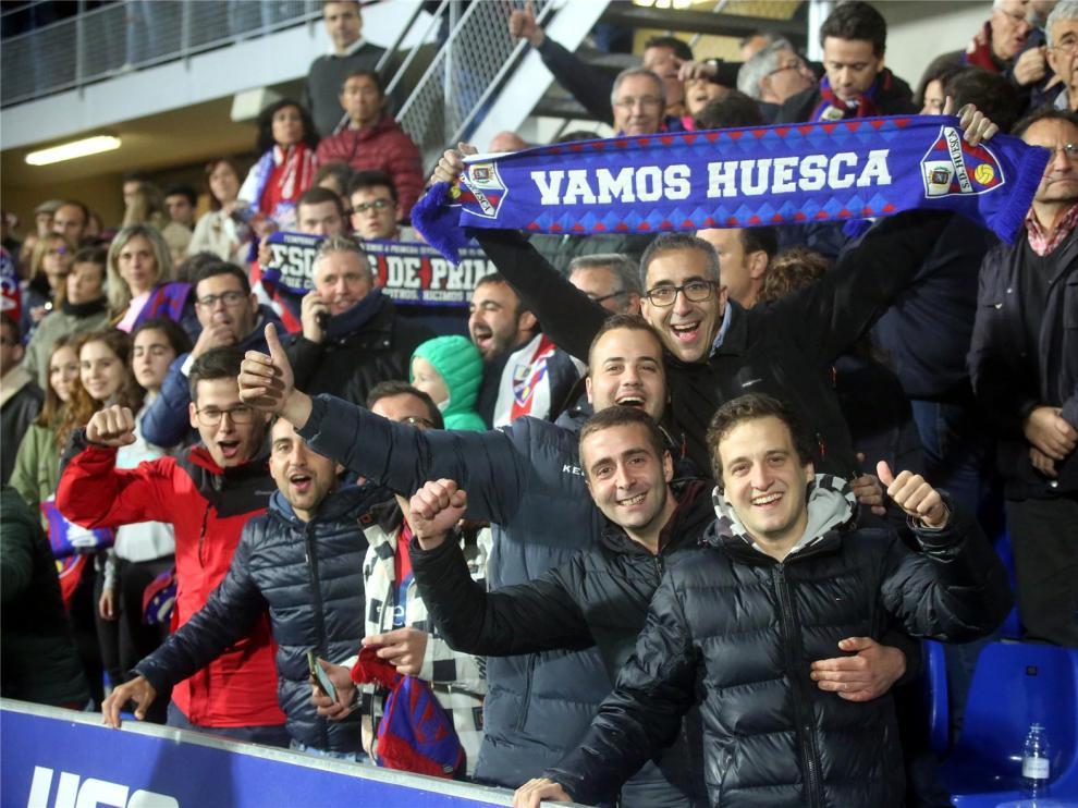 Nace el Fan Club de la SD Huesca