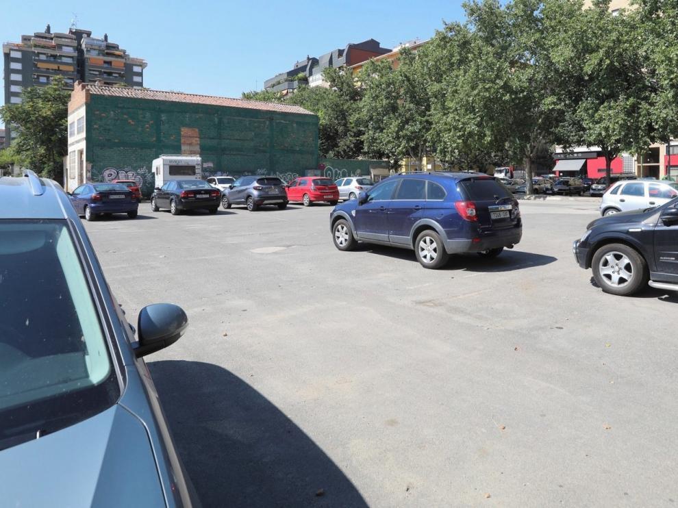 CHA reclama definir el destino del nuevo edificio municipal del Ayuntamiento de Huesca en el barrio de San José