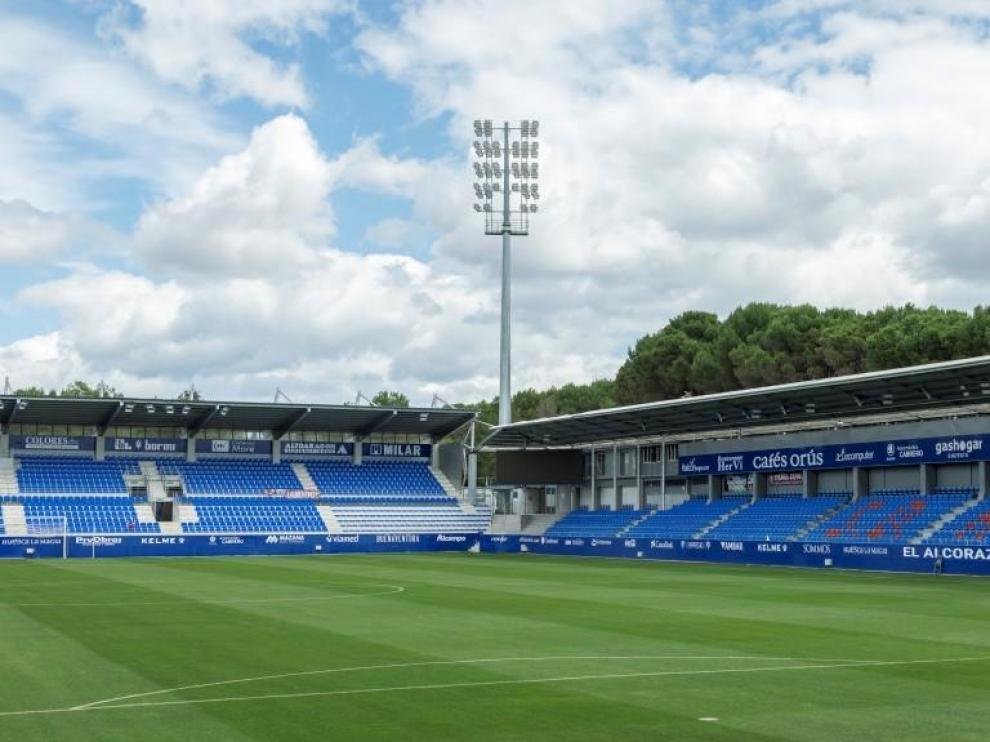 El Huesca da luz verde a la ampliación de El Alcoraz para superar los 9.000 espectadores