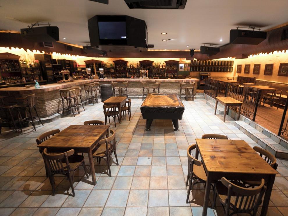 La hostelería en Huesca pide ayudas específicas para el sector