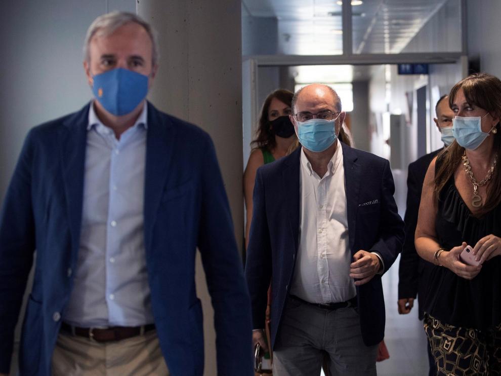 Las personas que se salten el confinamiento en Zaragoza serán sancionadas