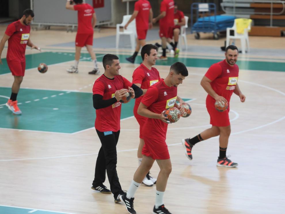 Primera prueba de la pretemporada para Bada Huesca