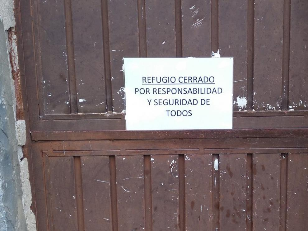 Refugios cerrados