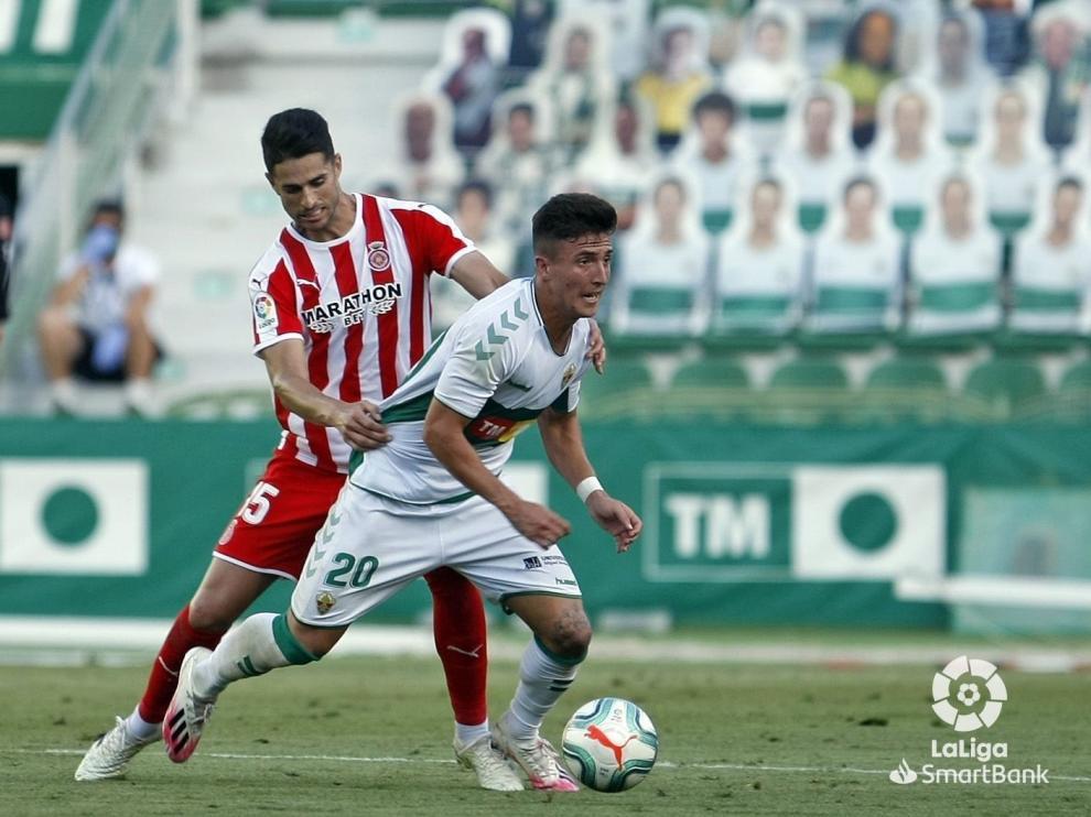 Girona y Almería abrirán las eliminatorias de ascenso a Primera el día 13 a las 19.30