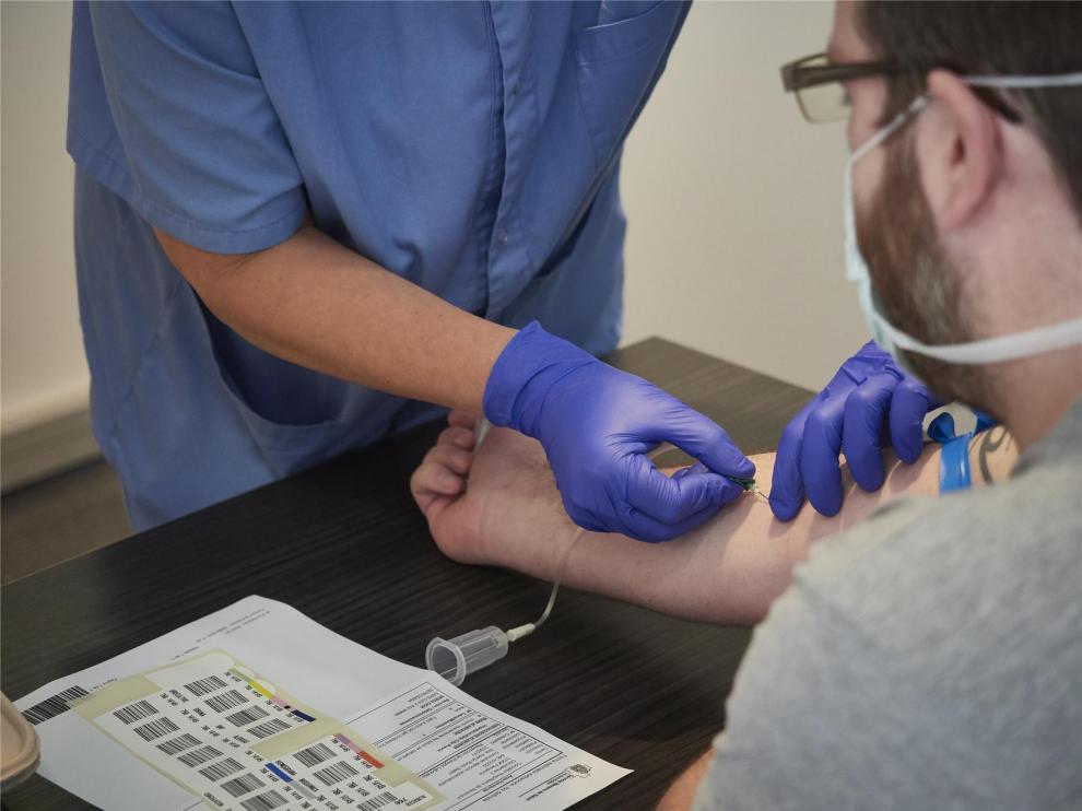 La provincia de Huesca registra 58 casos más de coronavirus, 19 de ellos en Monzón
