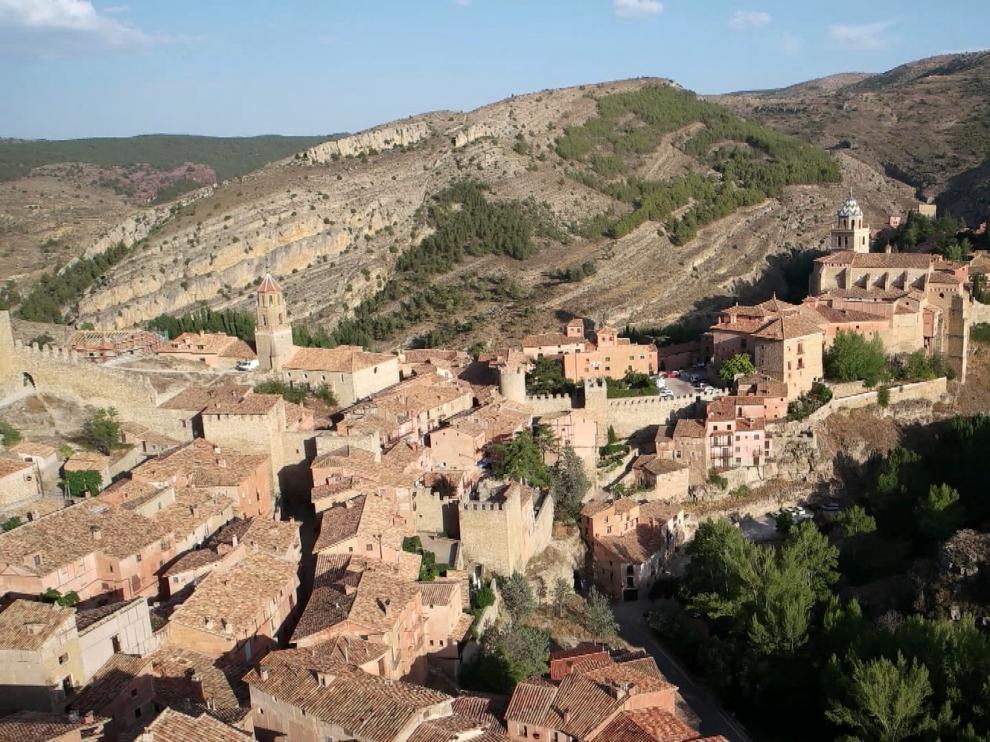 """""""De propio"""" descubre este domingo en Aragón TV Albarracín y su sierra"""