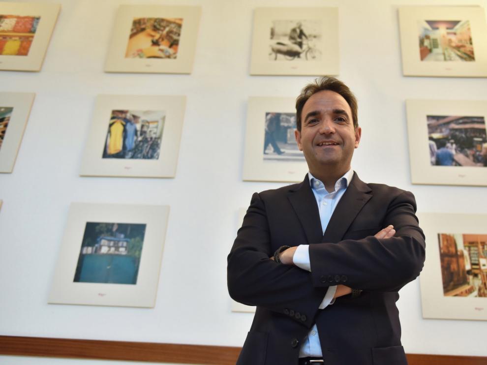 """Antonio Sangó Loriente: """"Cada uno tiene que aportar para salir más fuertes como sociedad"""""""