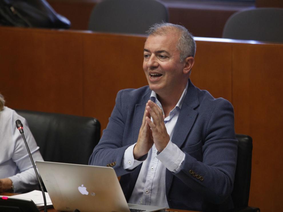 """Campoy considera """"decepcionante"""" el plan económico de la DGA"""
