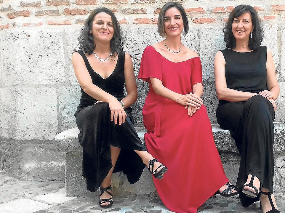Cordis Deliciae hace parada en Siresa en el periplo musical del Camino de Santiago