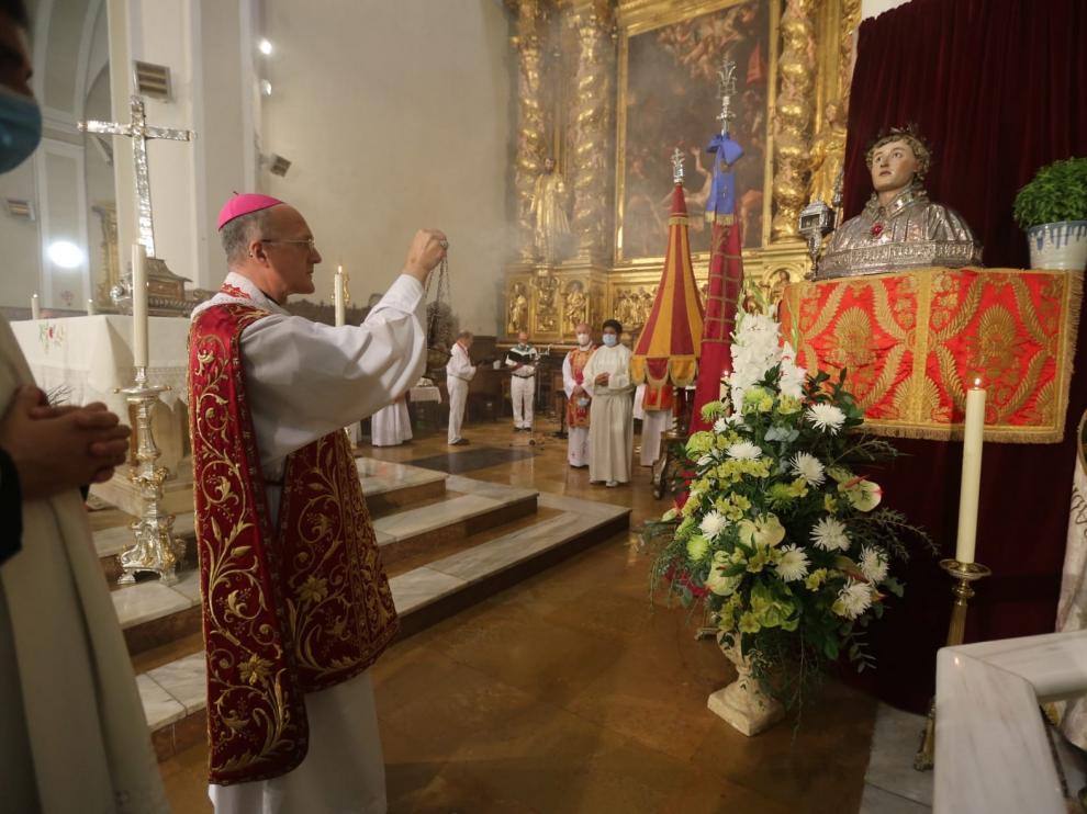El obispo de Huesca invita a cambiar las prioridades a raíz de la pandemia de coronavirus