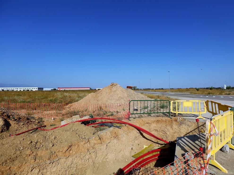 El GA finaliza toda la tramitación para la instalación de Amazon en Aragón