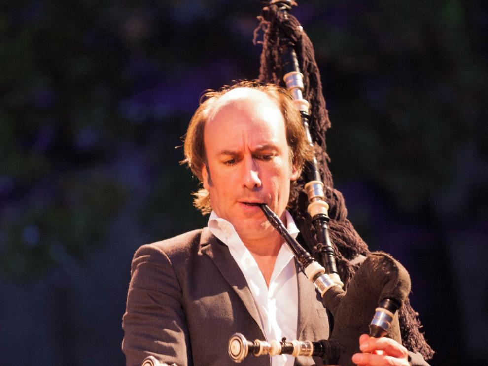 Carlos Núñez homenajea a Beethoven con su música celta