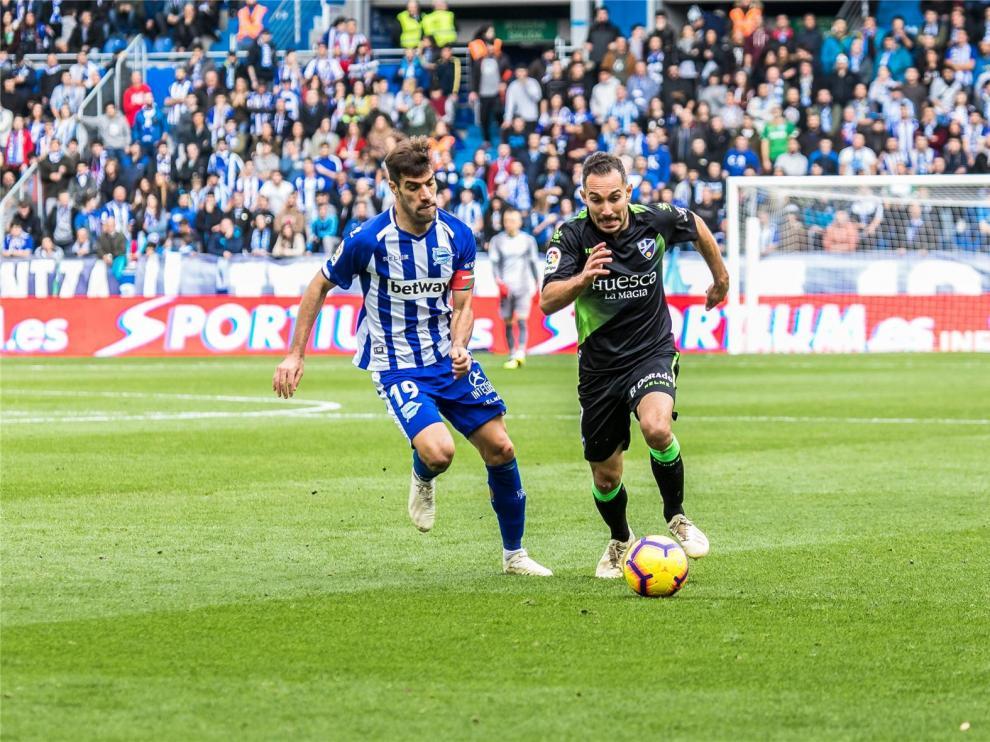 Espanyol y Alavés, primeros rivales del Huesca en pretemporada