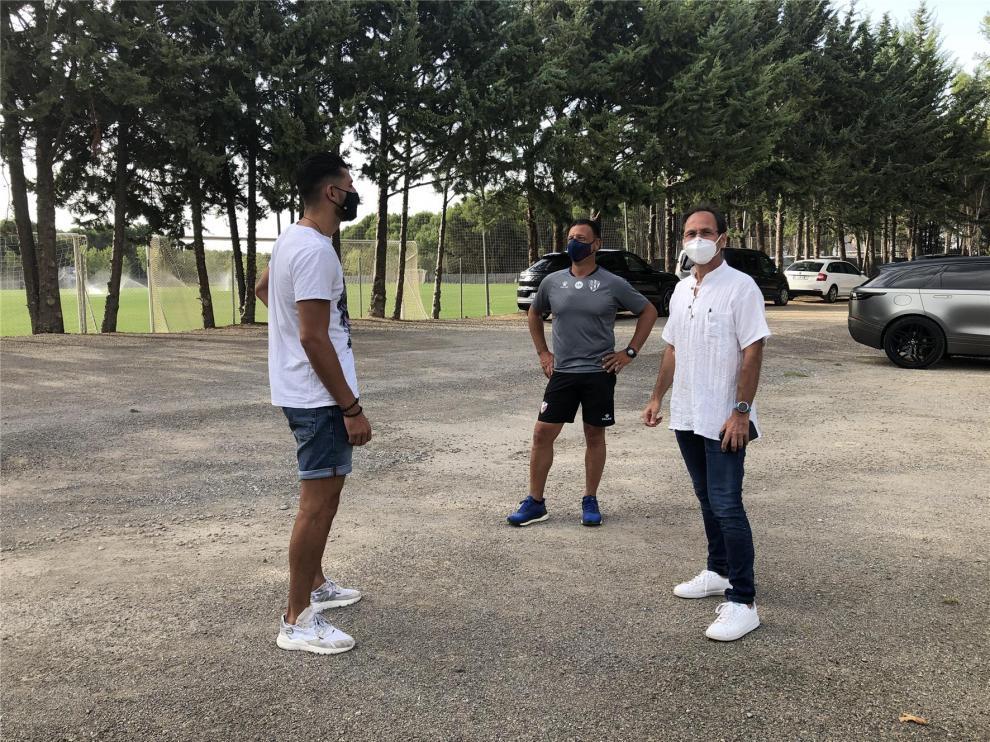 La SD Huesca confirma dos positivos en coronavirus